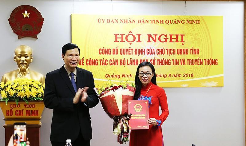Quảng Ninh có tân Giám đốc Sở Thông tin và Truyền thông