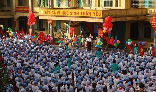 """Sự thật đằng sau những """"lùm xùm"""" về bữa ăn tại trường Tiểu học Kỳ Bá - Thái Bình"""