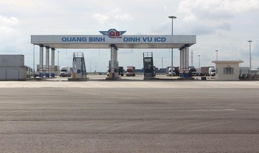 Công bố mở cảng cạn đầu tiên tại Hải Phòng