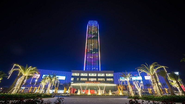 Vingroup khai trương khách sạn 45 tầng cao nhất Đông Bắc Bộ