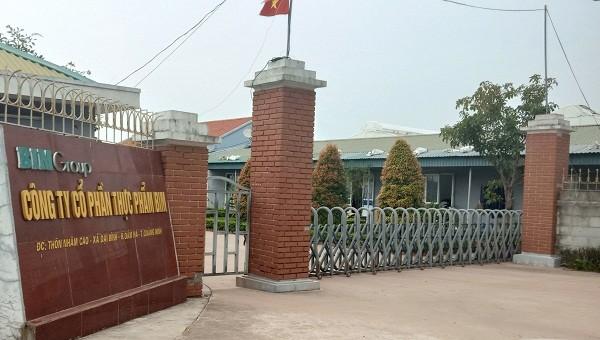 Phớt lờ chỉ đạo của tỉnh Quảng Ninh, Dự án nuôi tôm thuộc Tập đoàn BimGroup chưa thực hiện xong quan trắc tự động