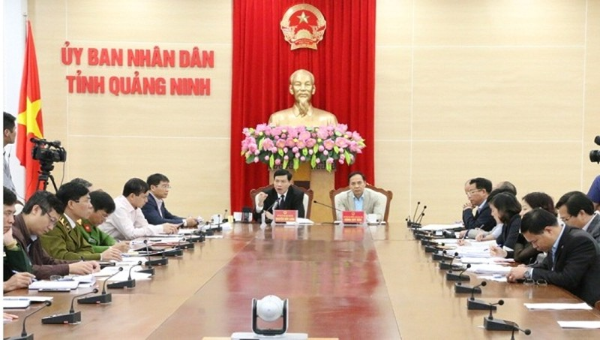 Chủ tịch tỉnh Quảng Ninh chỉ đạo chống dịch tả lợn châu Phi đến tận người chăn nuôi
