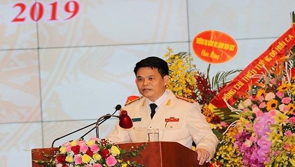 Hải Phòng có tân Giám đốc Công an sinh năm 1972