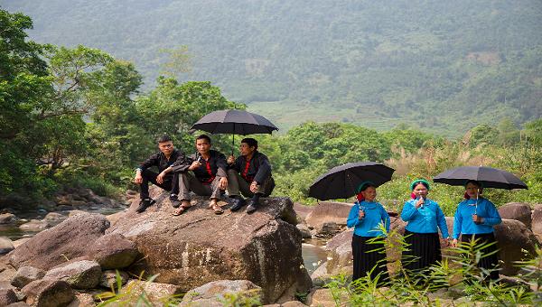 Đắm say những làn điệu hát, múa của Quảng Ninh