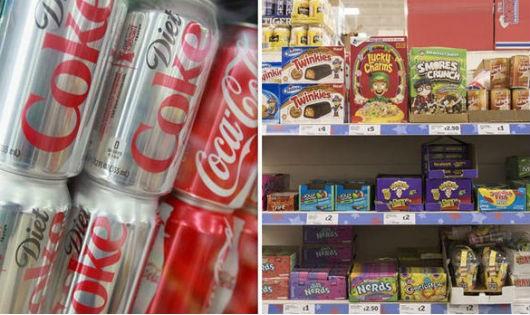 Anh: Lượng tiêu dùng thực phẩm chứa nhiều đường sẽ giảm một nửa vì thuế
