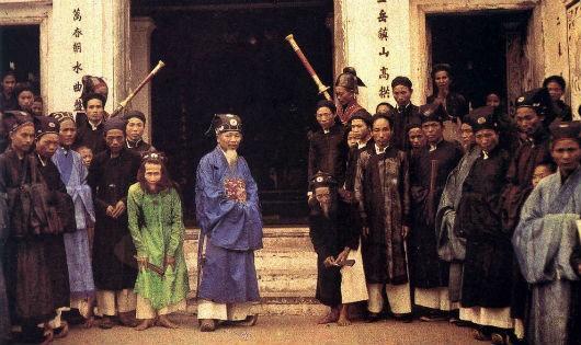'Luật làng' thời phong kiến Việt Nam (Bài 1):  Đội ngũ 'dân quan'