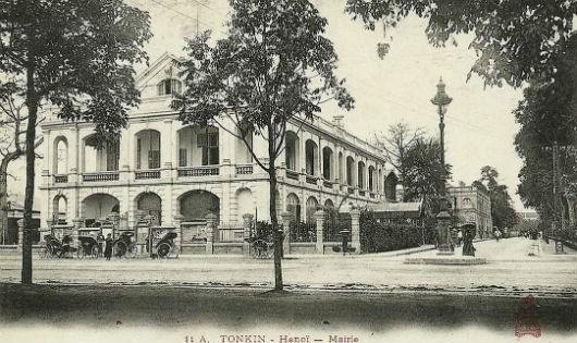 Hội đồng TP và Tòa Đốc lý thời chính quyền thuộc Pháp