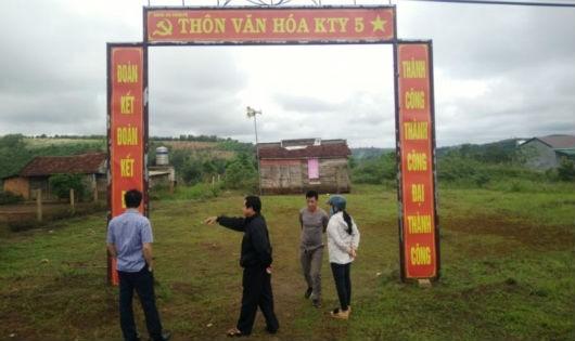 Đắk Lắk: Cán bộ địa chính làm sai lệch sổ đỏ, dân nhận quả đắng