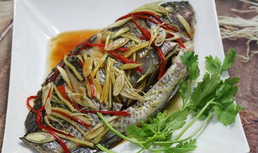 Học ngay kiểu nướng cá không bị khô lại mềm thơm ngọt thịt này