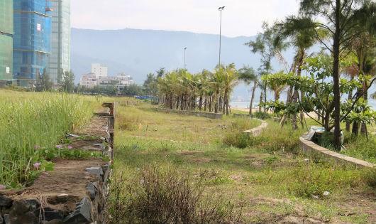 'Điểm mặt' những dự án 'treo' chiếm 'đất vàng' ven biển Đà Nẵng
