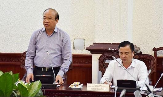 Thông qua dự thảo Báo cáo kết quả kiểm tra đối với Ban Thường vụ Đảng ủy Bộ Tư pháp