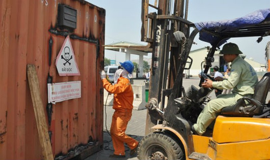Xử lý 45 tấn chất thải cực độc trong dầu nhiễm PCB