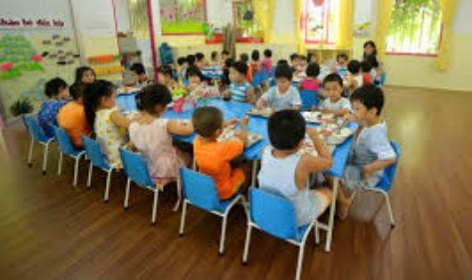 Trường mầm non có vốn nước ngoài được nhận trẻ Việt Nam dưới 5 tuổi