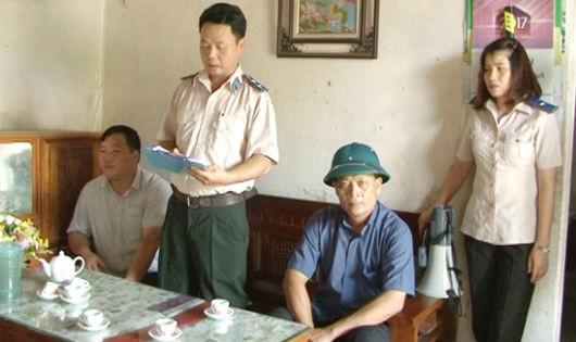 Nhiều giải pháp khắc phục tình trạng chậm giao tài sản cho người trúng đấu giá tại Vĩnh Phúc