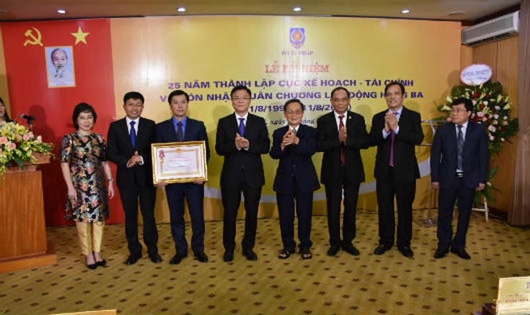 Sớm nghiên cứu định hướng kế hoạch phát triển của Bộ, ngành Tư pháp sau năm 2020