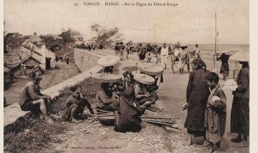 Lịch sử 2000 năm hệ thống đê trị thủy sông Hồng