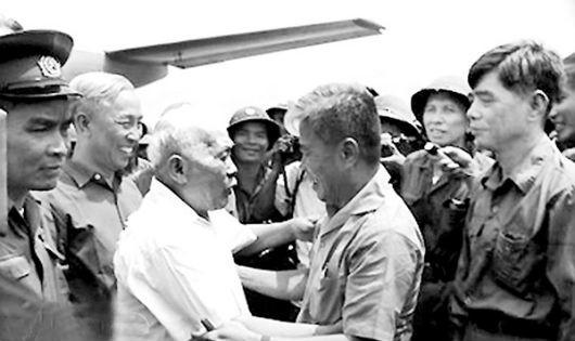 Chủ tịch Tôn Đức Thắng - người chiến sỹ cộng sản kiên trung, mẫu mực