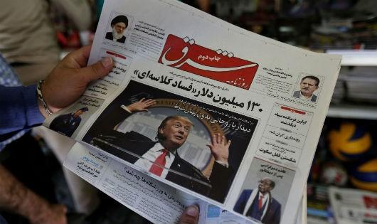 """Iran thà """"thắt lưng buộc bụng"""" chứ không """"ngán"""" Mỹ?"""