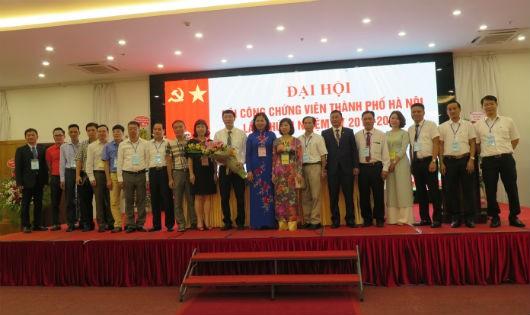 Hà Nội tiến hành Đại hội Hội Công chứng viên Thành phố lần thứ III