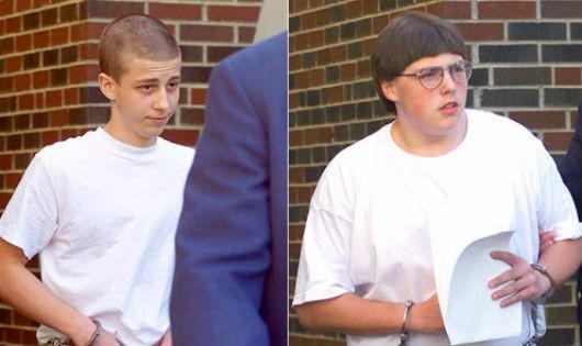 Đường đến tội lỗi của hai đứa trẻ xả súng vào trường học