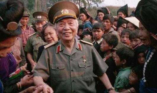 Chân dung Đại tướng Võ Nguyên Giáp qua 'góc máy' nhiếp ảnh gia