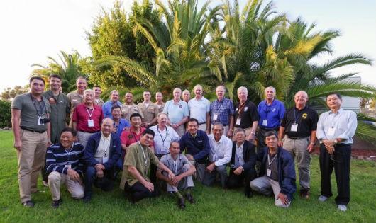 Các cuộc gặp giữa cựu phi công quân sự Việt Nam và Mỹ: Khép lại quá khứ, hướng tới tương lai