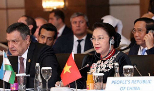 Việt Nam tham gia tích cực, có trách nhiệm vào các hoạt động ngoại giao nghị viện