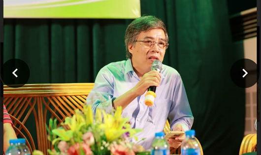"""Nhà văn Trần Thanh Cảnh: """"Mỗi khi viết xong tác phẩm như trút bỏ gánh nặng"""""""