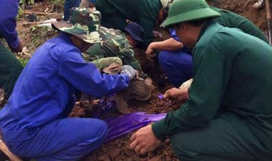 Lên đường tìm kiếm, quy tập hài cốt liệt sĩ tại Campuchia đợt 2