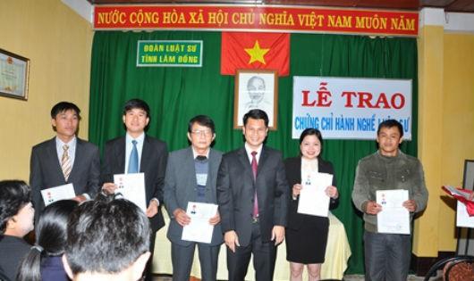 Đại hội Đoàn Luật sư tỉnh Lâm Đồng nhiệm kỳ VII