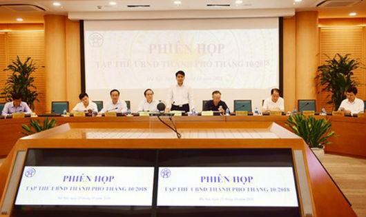 Hà Nội thông qua danh mục các dự án thu hồi đất năm 2019