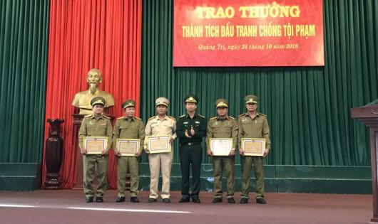 """Quảng Trị: Phá 2 vụ ma túy """"khủng"""" trên tuyến biên giới Việt – Lào"""