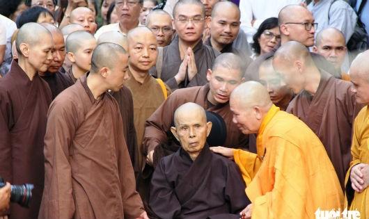 Nguyện vọng cuối đời của Thiền sư Thích Nhất Hạnh