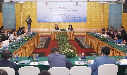 Việt Nam luôn thực hiện nghiêm túc các cam kết theo cơ chế UPR