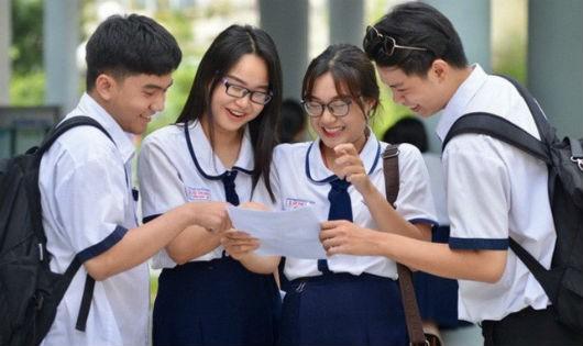 90% nội dung đề thi  THPT quốc gia 2019 nằm trong chương trình lớp 12