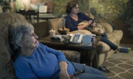 Cha già con dại, nhiều người Mỹ chưa thể… nghỉ hưu