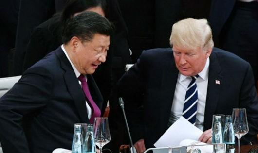 """Cuộc """"đình chiến"""" 90 ngày khó làm tan mâu thuẫn Mỹ - Trung"""