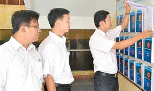 Bình Liêu (Quảng Ninh) niêm yết 100% các thủ tục hành chính thuộc lĩnh vực tư pháp
