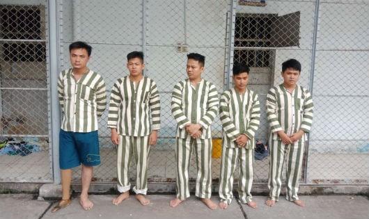 Giải cứu nam thanh niên bị nhóm giang hồ bắt giữ, đánh đập để đòi tiền