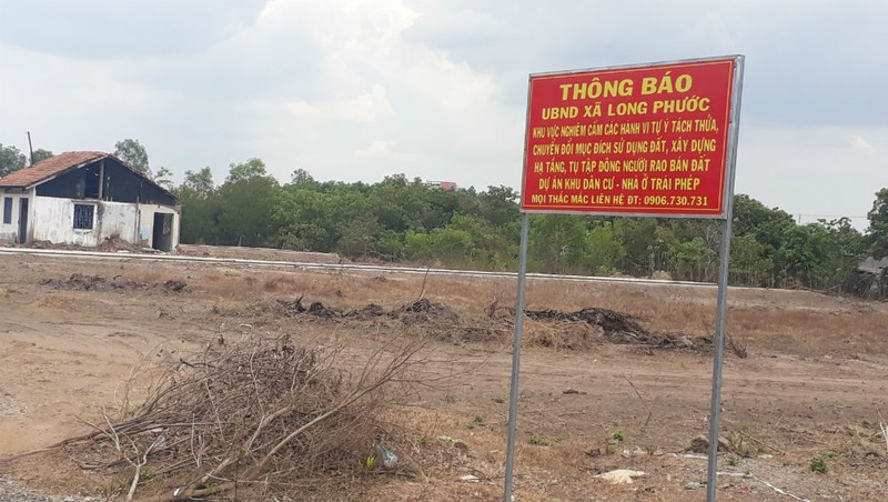 Bát nháo 'chợ trời' địa ốc ở Đồng Nai (Bài 2): Kỹ nghệ 'giăng bẫy' người mua đất