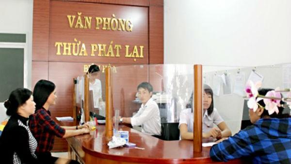 Khánh Hòa: Tăng cường quản lý hoạt động Thừa phát lại