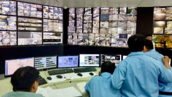 TP Hồ Chí Minh: Sắp sử dụng Trung tâm điều khiển giao thông 250 tỷ đồng