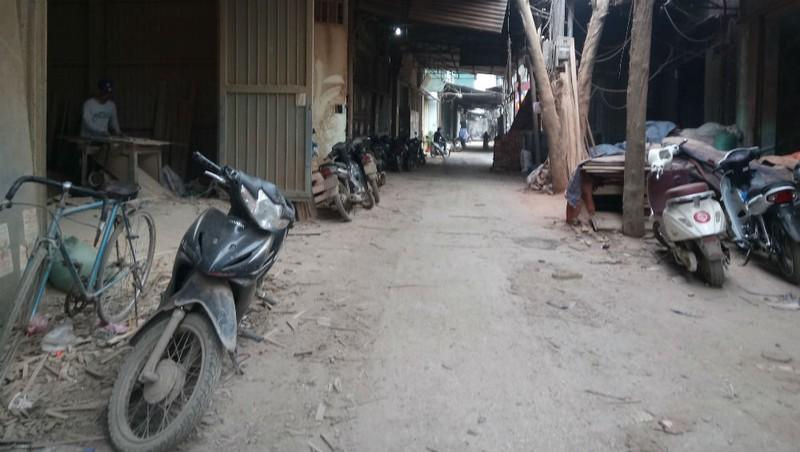 Thạch Thất (Hà Nội): Các làng nghề mộc sống chung với ô nhiễm