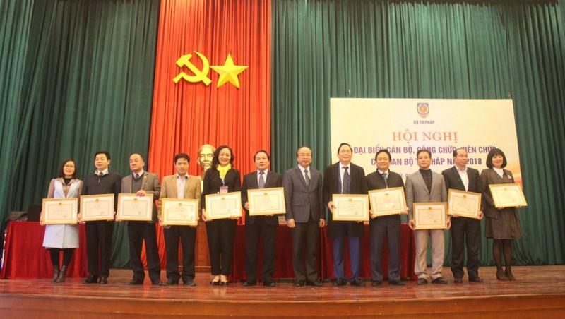 Thiết thực triển khai phong trào thi đua hướng tới doanh nghiệp Việt Nam