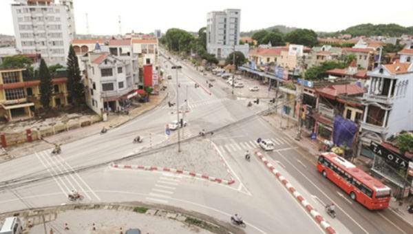 Thị xã Chí Linh lên Thành phố