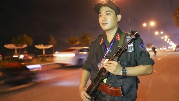 Đêm giao thừa của những chiến sỹ bảo vệ bình yên đường phố