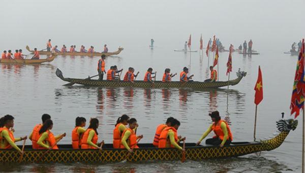 4 đội quốc tế sẽ dự cuộc đua thuyền rồng Hà Nội