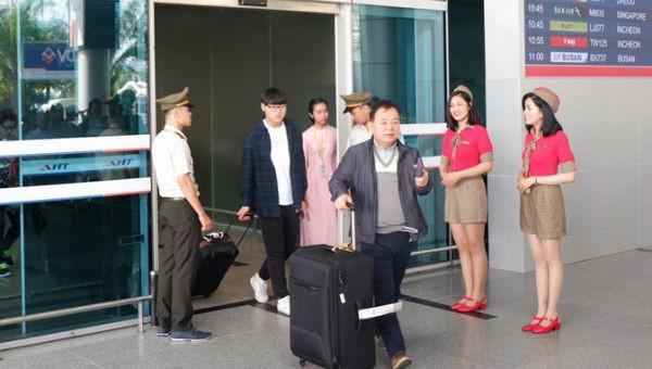 Khách quốc tế đến Đà Nẵng dịp Tết Nguyên đán tăng