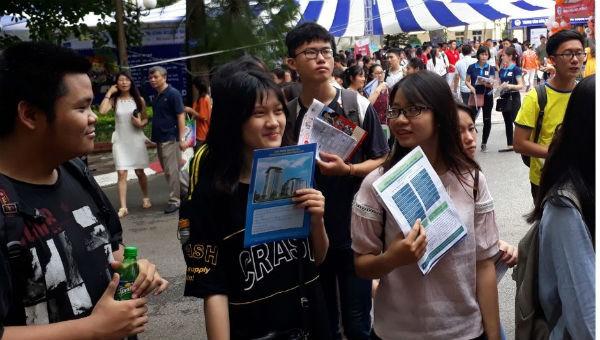 Nhiều trường đại học công bố hình thức tuyển sinh mới
