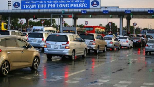 Hơn triệu lượt xe lưu thông trên cao tốc do VEC quản lý dịp Tết